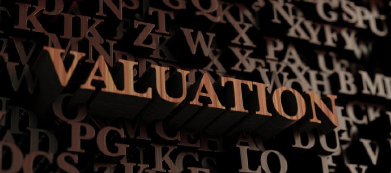 Valuation spelled in blocks