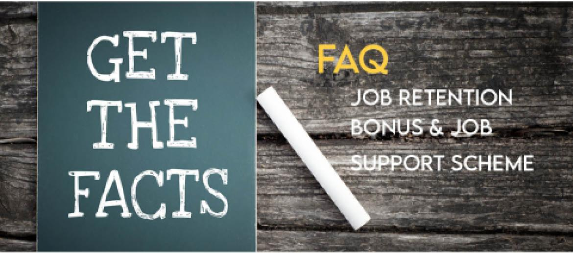 Job Support Scheme and Job Retention Scheme FAQ
