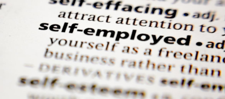 Self Employed Definition