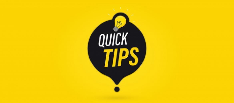 Xero Tips and Tricks