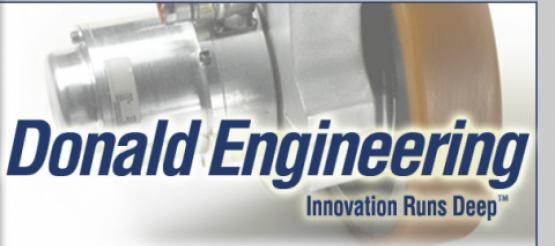 Donald Engineering Logo