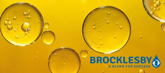 Oil-droplets-with-Brocklesby-logo