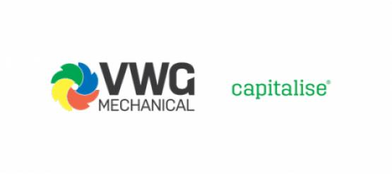 VWG Mechanical Limited Logo