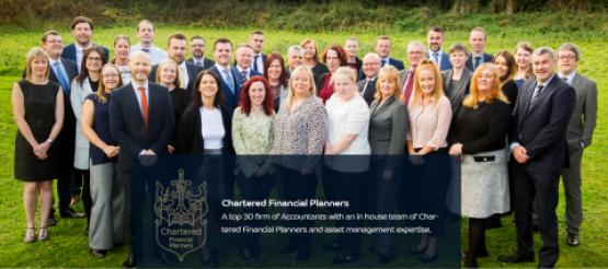 AW Chartered Financial Planning team