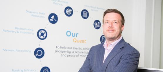 Chris McCourt, Corporate Finance Parrner
