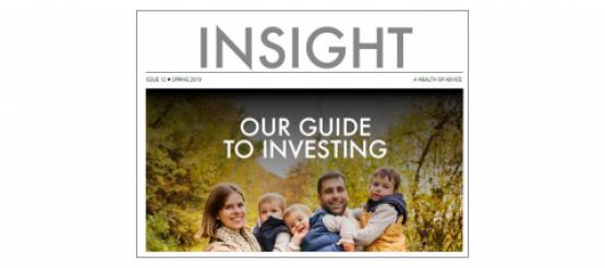 Insight issue 12 Magazine from cover
