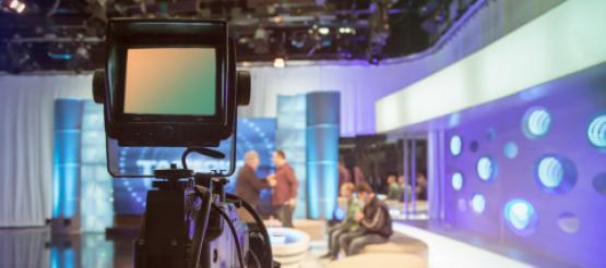 TV-news-studio