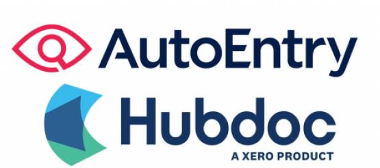 AutoEntry logo and HudDoc Logo