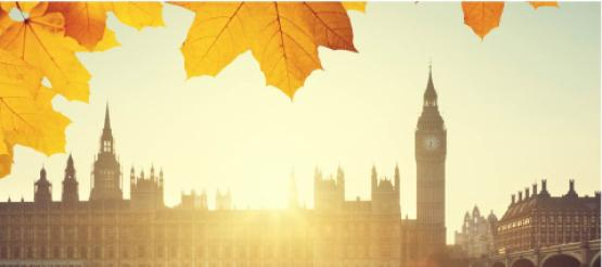 House of Commons in Autumn