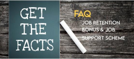 Job Support Scheme and Job Retention Scheme FAQ