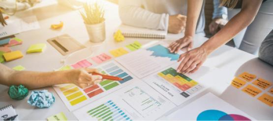 Restructuring and planning business