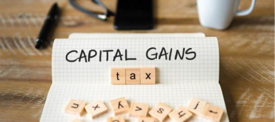 Capital Gains Tax Farmers