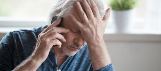 Man worried about pension scam