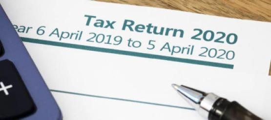 Filing Tax returns 31st January 2021