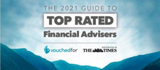 VouchedFor toprated 2021