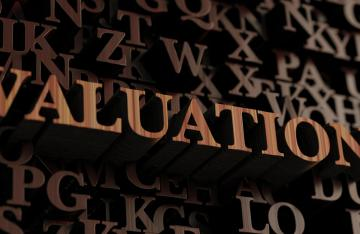 Valuation spelled in blocks