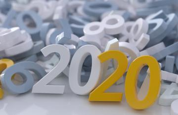 2020 in letters