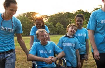 Charity Volunteers