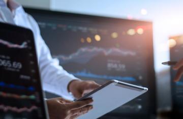 Managing investments in volatile economy