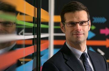 Martin Johnston, Audit and Assurance Director