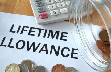 What is Pension Lifetime Allowance?