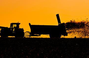 Slurry Tractor