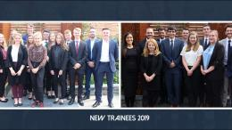 Armstrong Watson's Chartered Accountancy trainees and AAT/ATT trainees