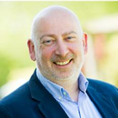 Richard Gibson, Partner and Head of Corporate Finance
