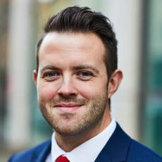 Stephen Dinsmore, Corporate Finance Manager