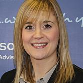 Claire Prideaux, Senior Forensic Manager