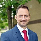 James Marlow, Regional Financial Planning Manager